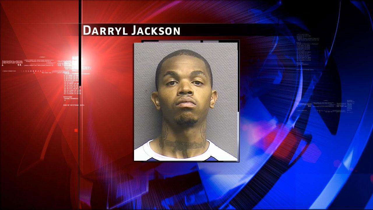 Darryl Eugene Jackson