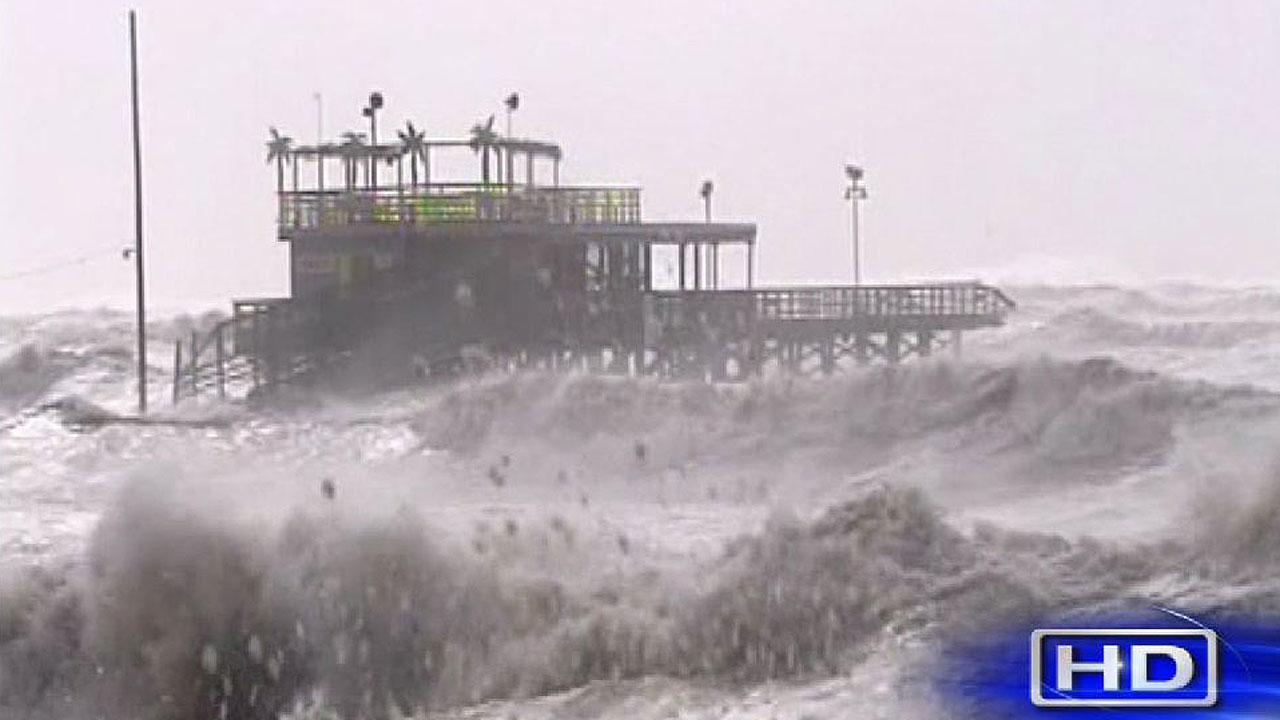 Galveston officials prepare for hurricane season