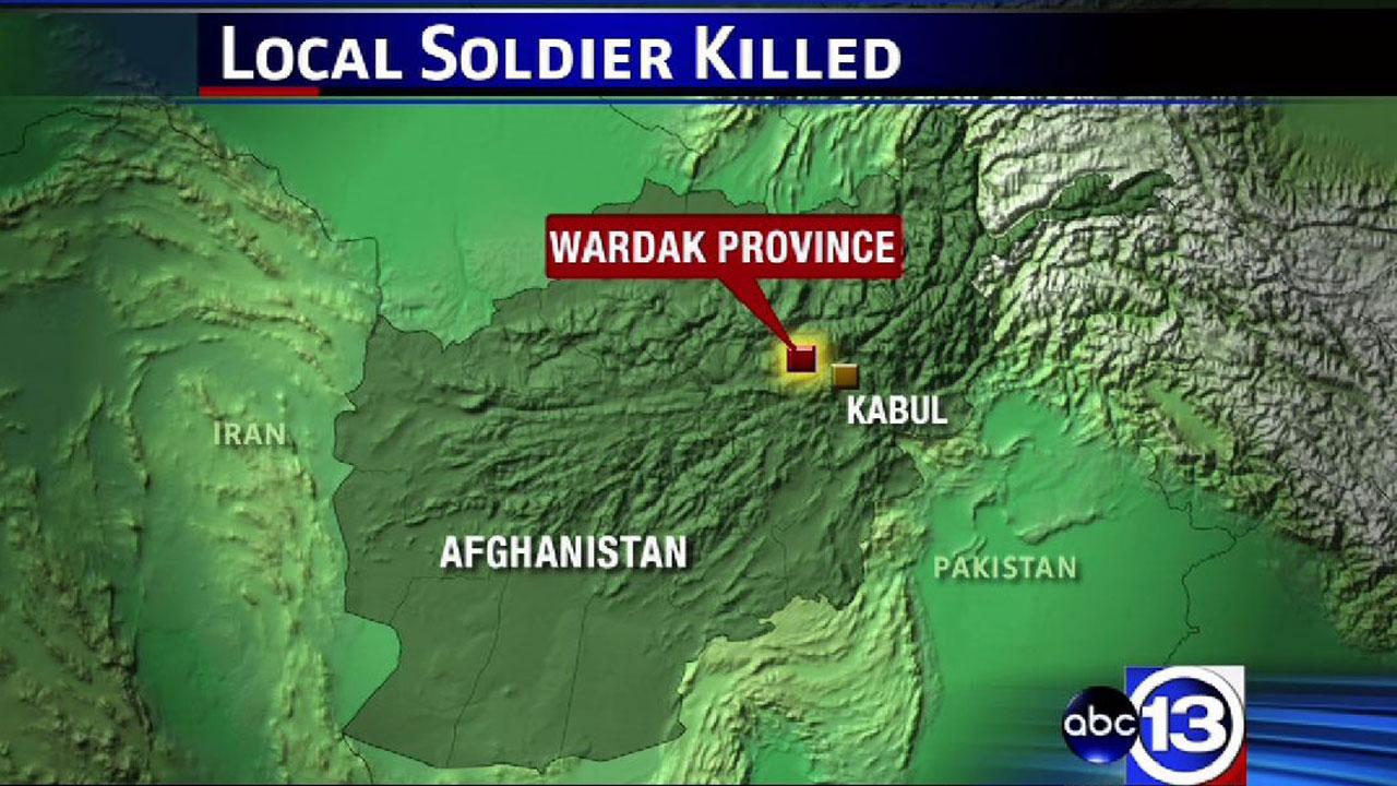 Staff Sgt. Joe A. Nunez-Rodriguez, 29, of Pasadena, died Thursday in Wardak Province, Afghanistan