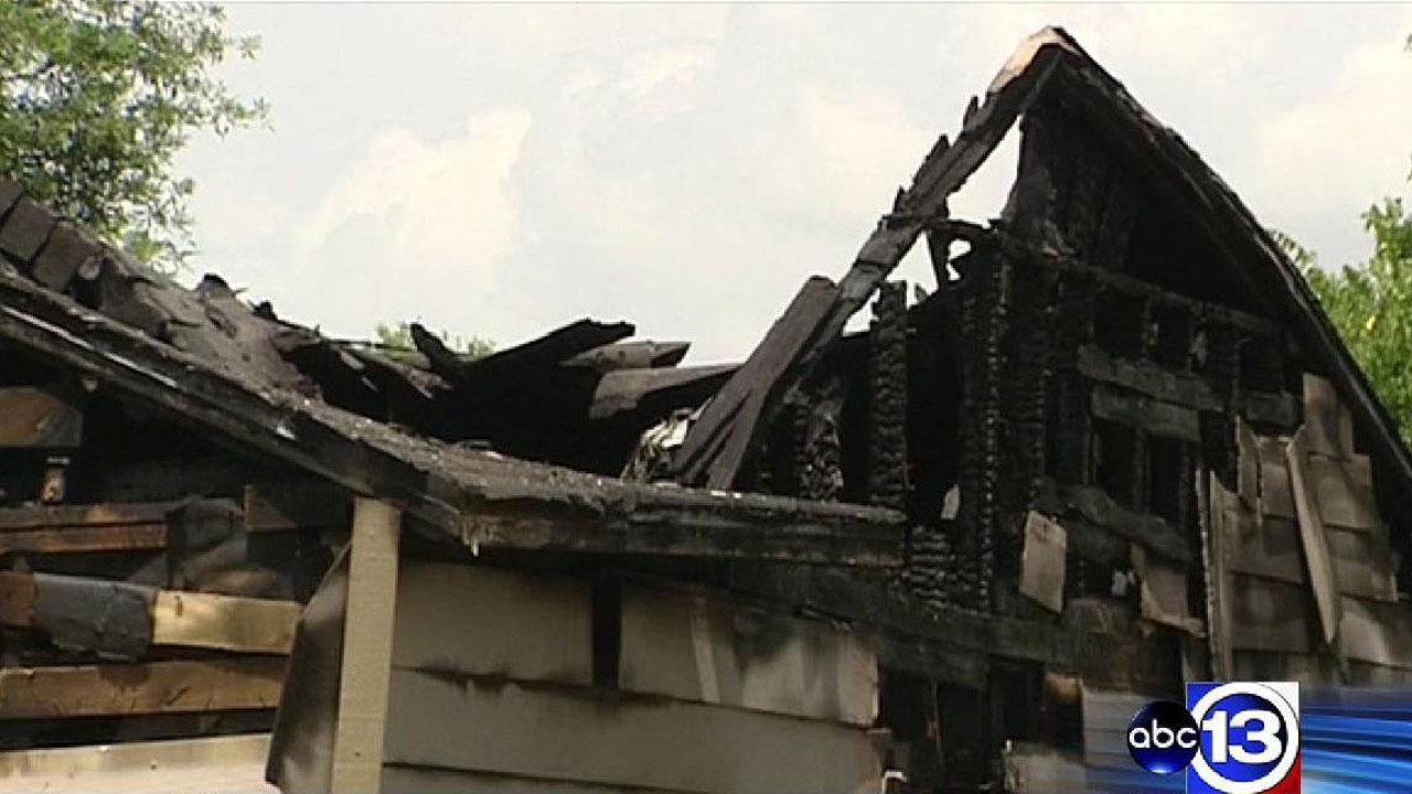 Residents on edge over string of suspicious fires