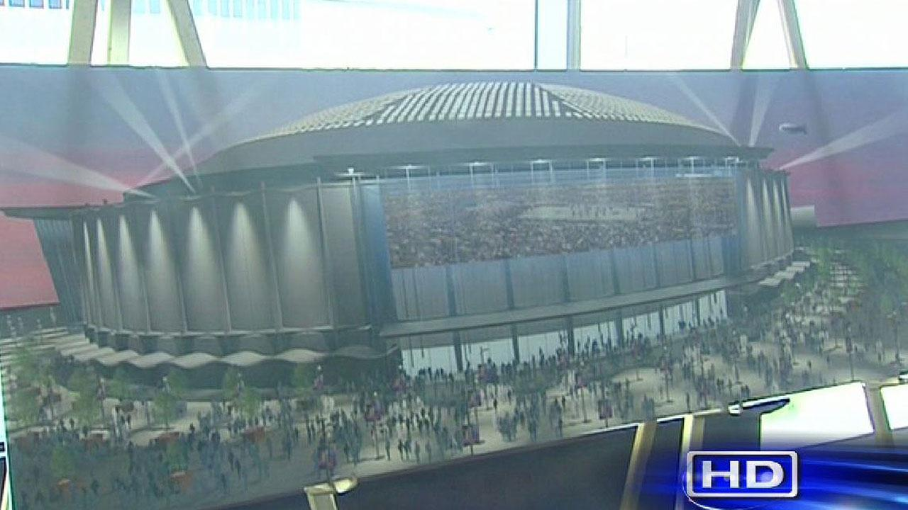 New Astrodome plan to be sent to county agencies