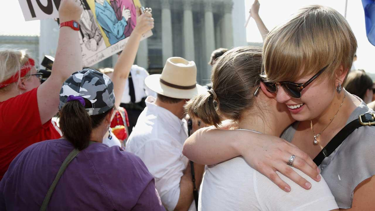 Supreme Court rulings are big wins for same-sex couples