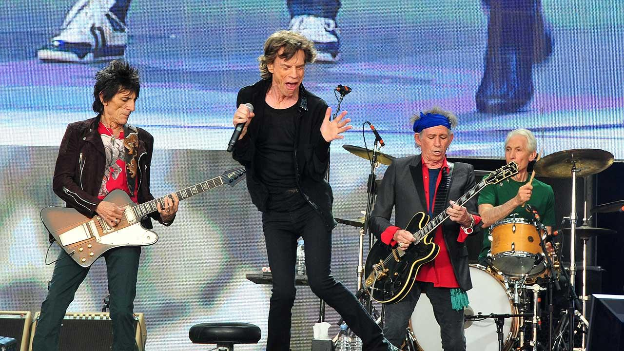 Rolling Stones at Hyde Park