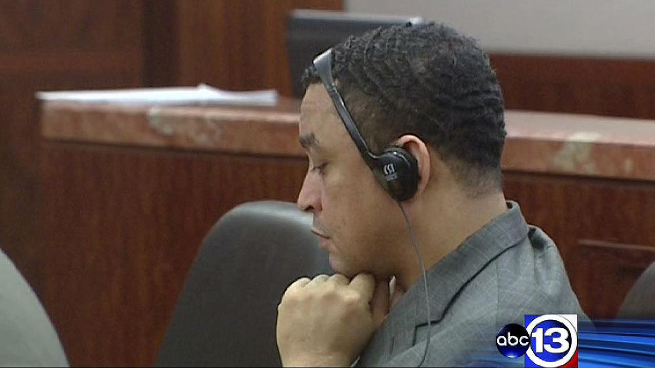 Obel Cruz-Garcia is on trial for the murder of 7-year-old Angelo Garcia, Jr, in 1992