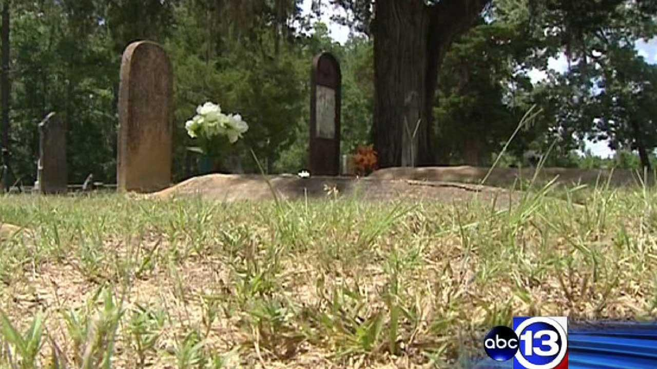 Cemetery thefts become personal for Montgomery Co. officials