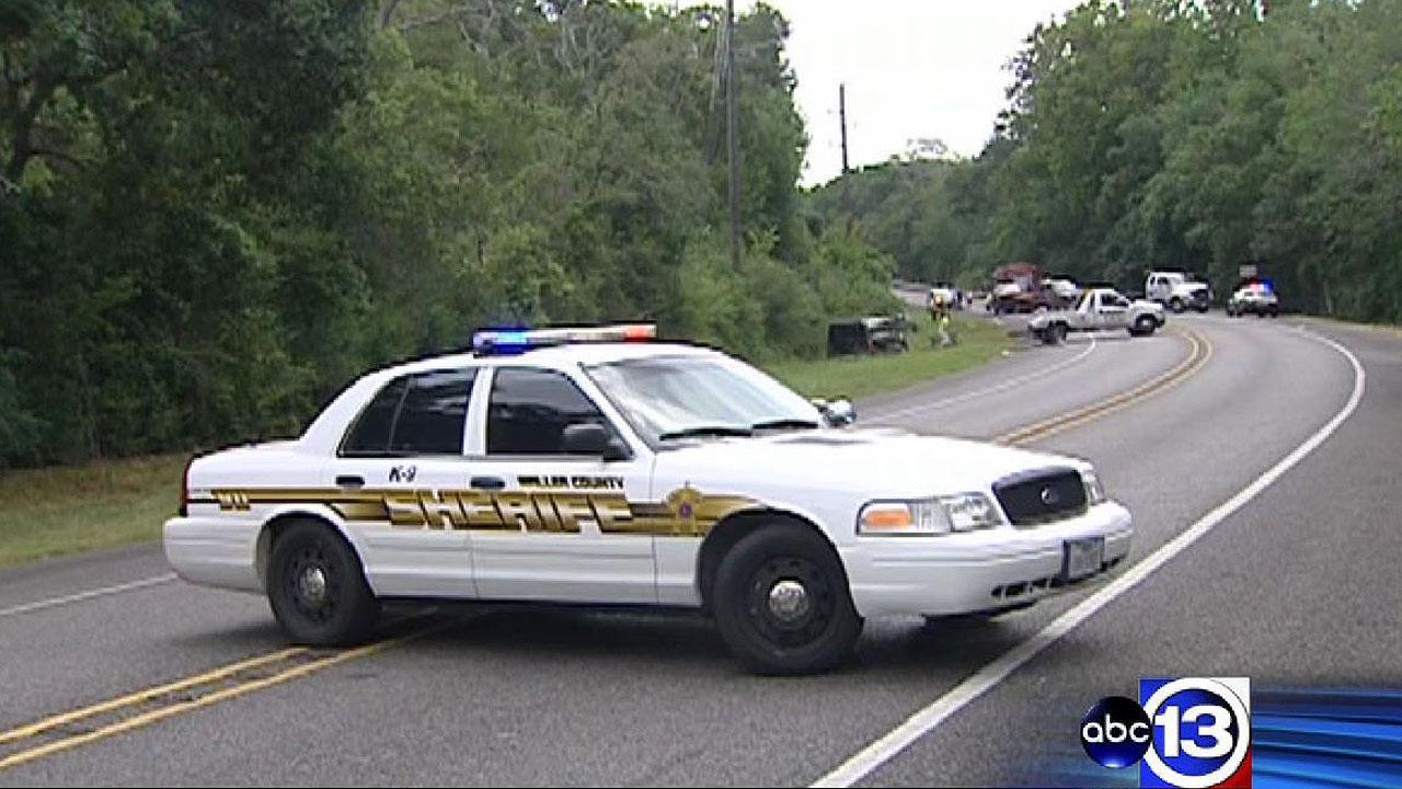 Wreck near Brookshire kills two