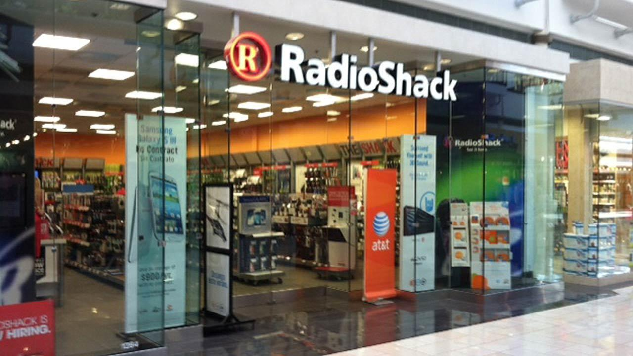 Radio Shack robbery in Deerbrook Mall