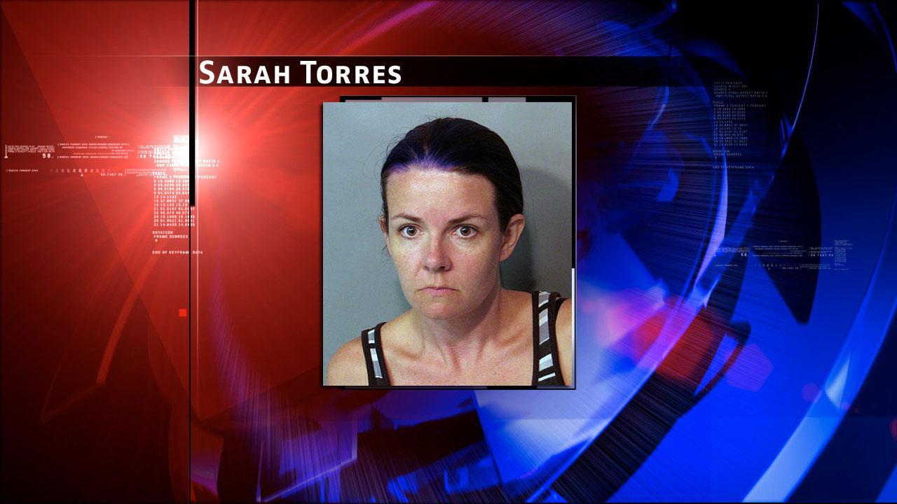 Sarah Maria Torres
