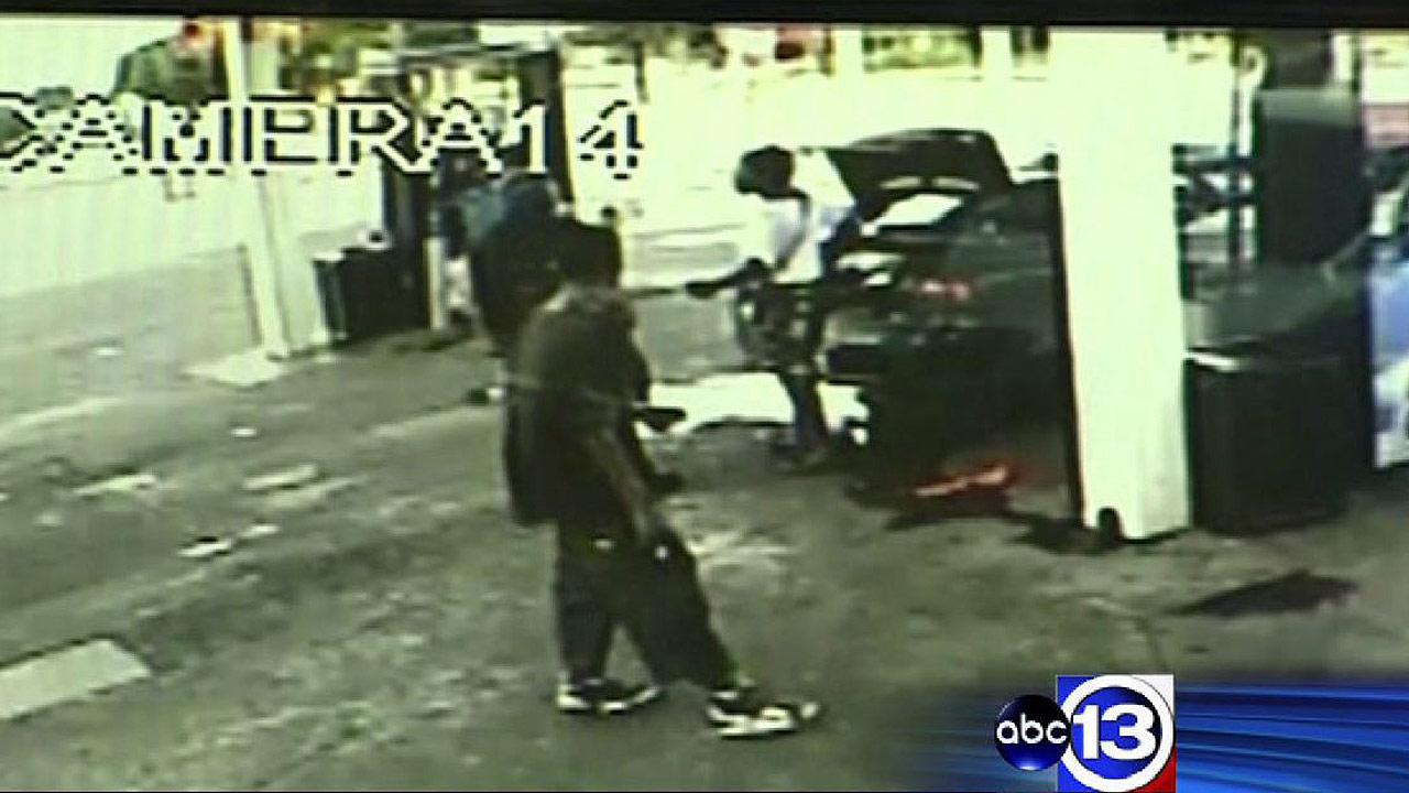 Woman speaks out about deadly shooting at gas station