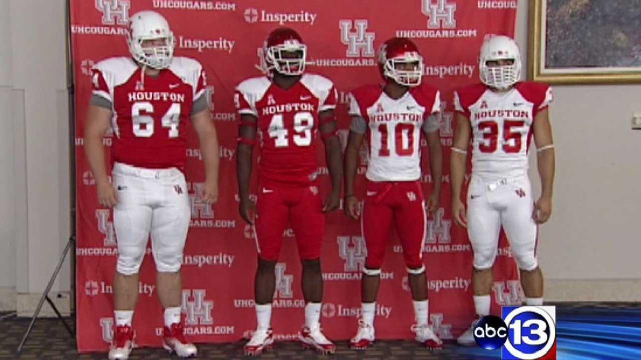 University of Houston football
