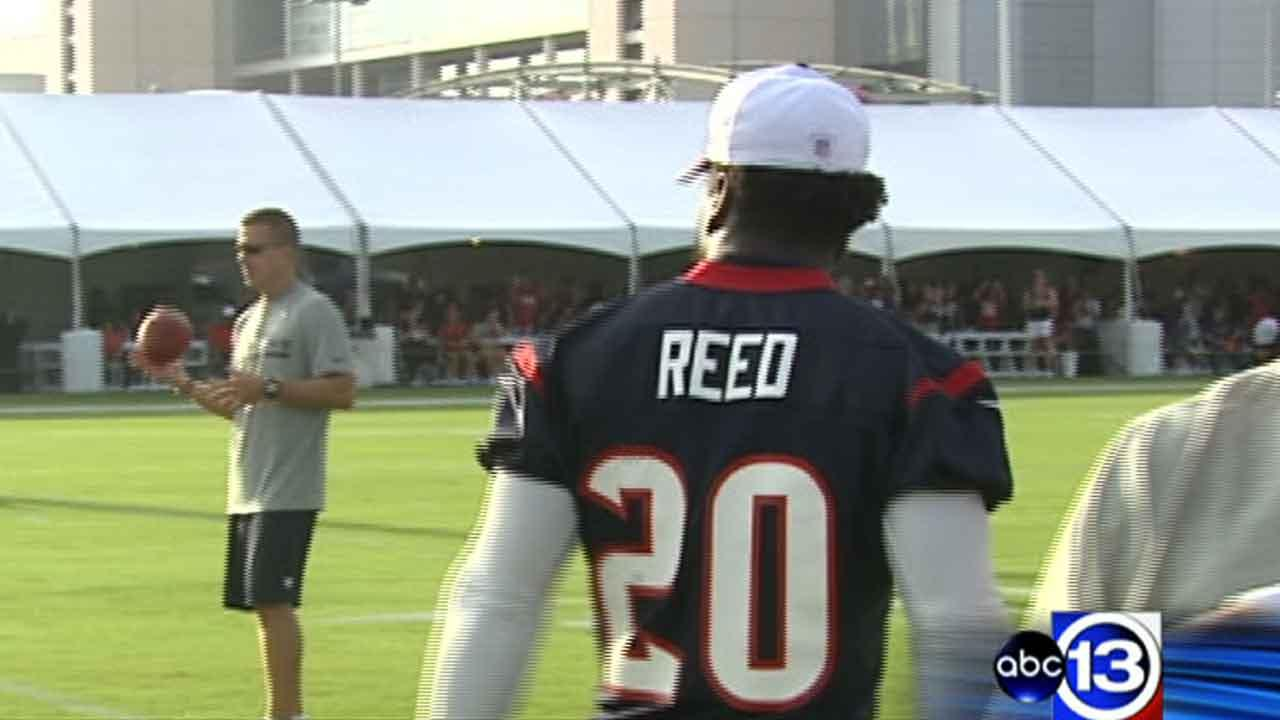 Day 2 of Houston Texans training camp