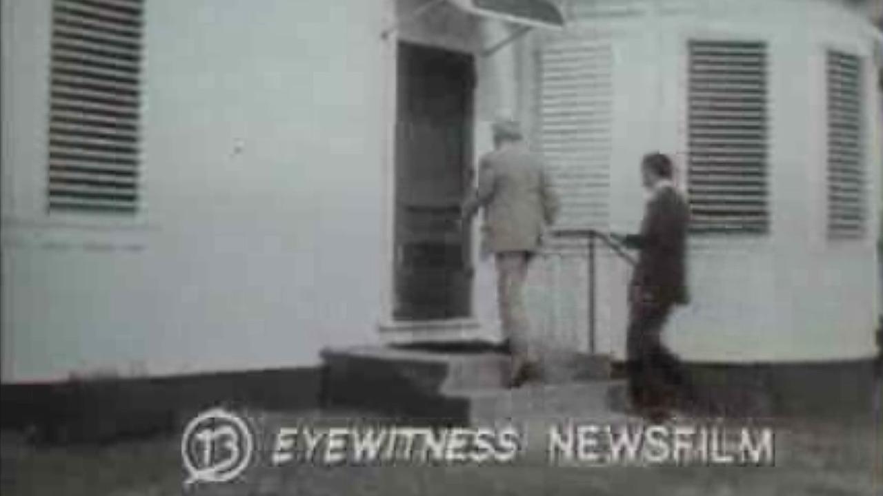 Marvin Zindler helped shut down Chicken Ranch brothel in La Grange, Texas, in 1973