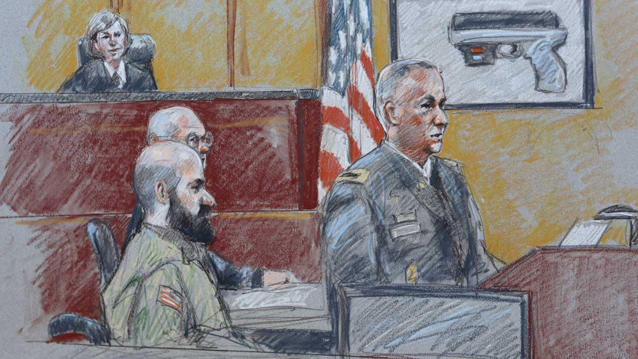 Jury given time amid rapid pace of Maj. Nidal Hasan's Fort Hood trial