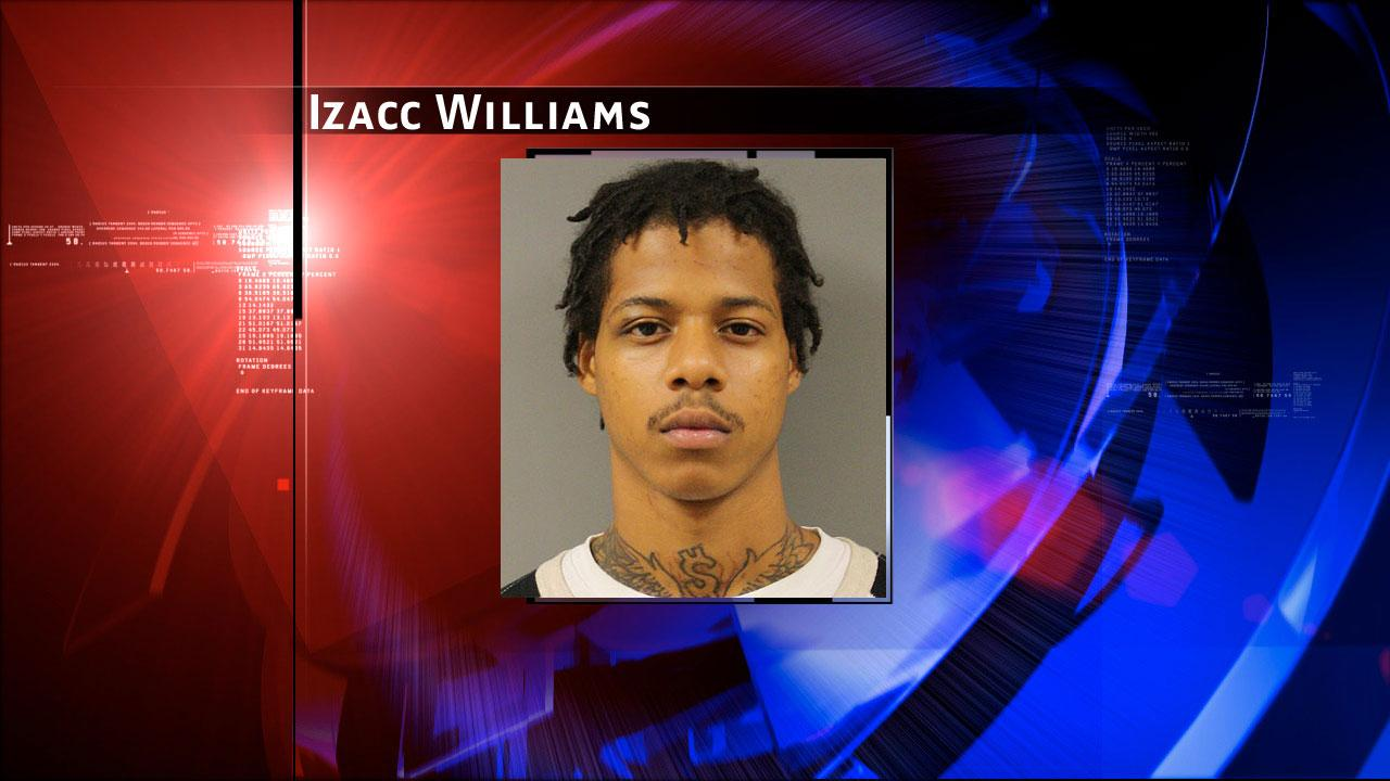 Izacc Elijah Williams