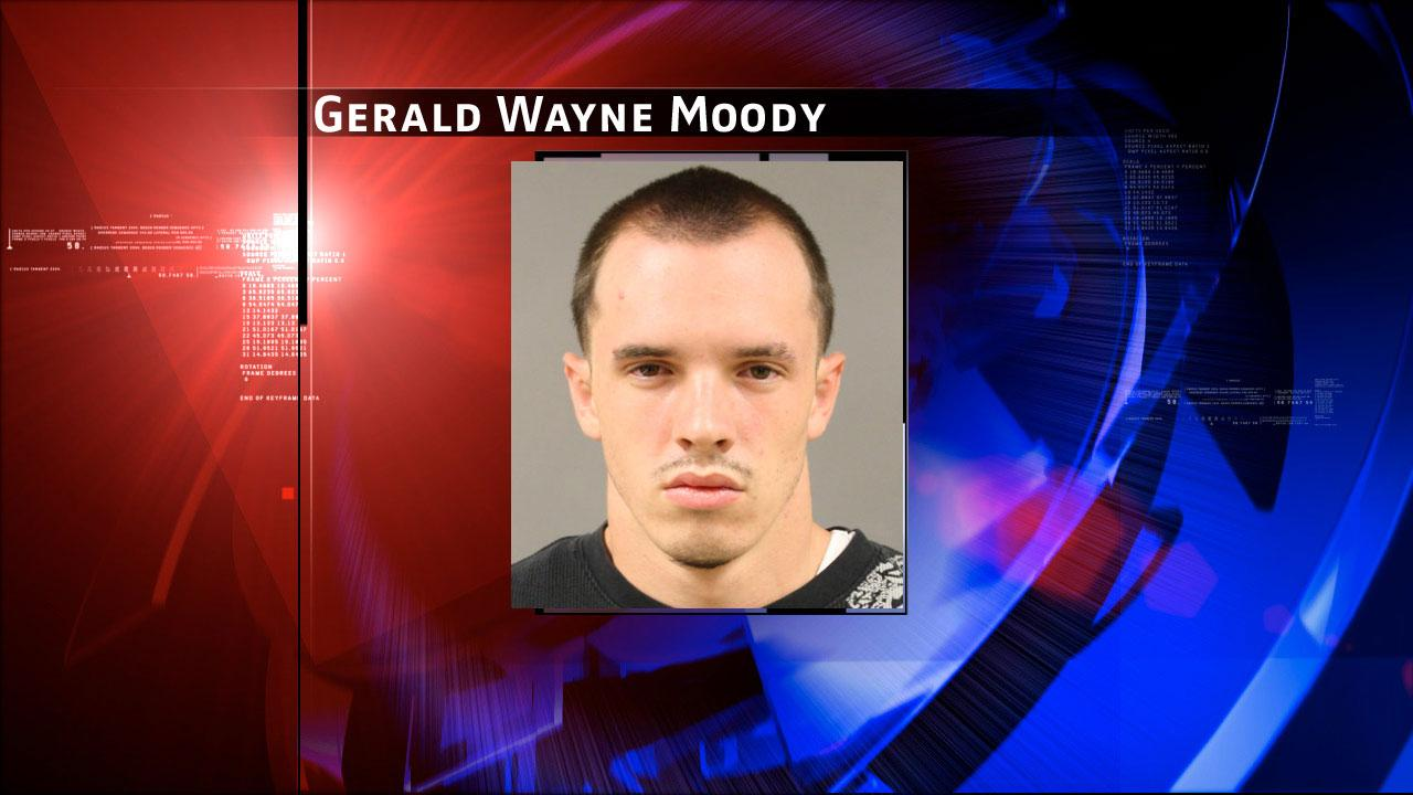 Gerald Wayne Moody
