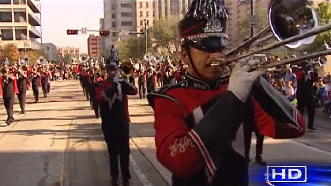 Houstons annual Thanksgiving Day Parade