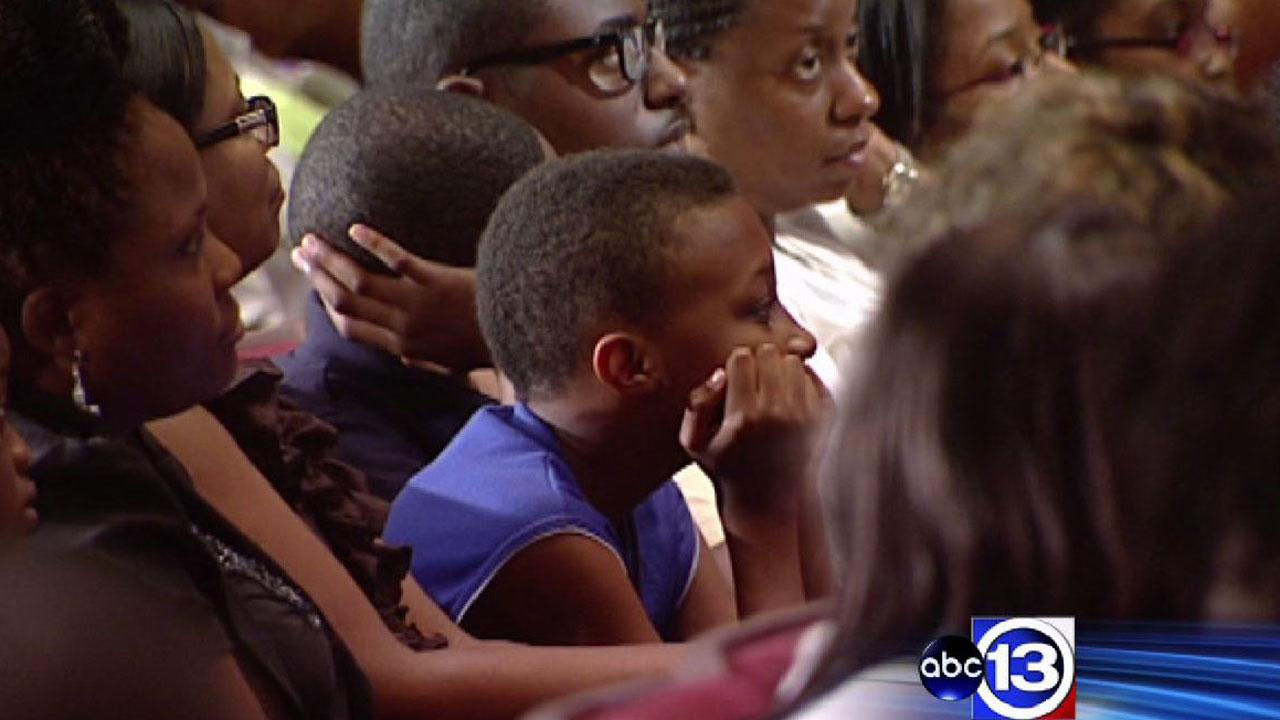 Houston youth summit focuses on how to make changes in society in light of the Trayvon Martin case