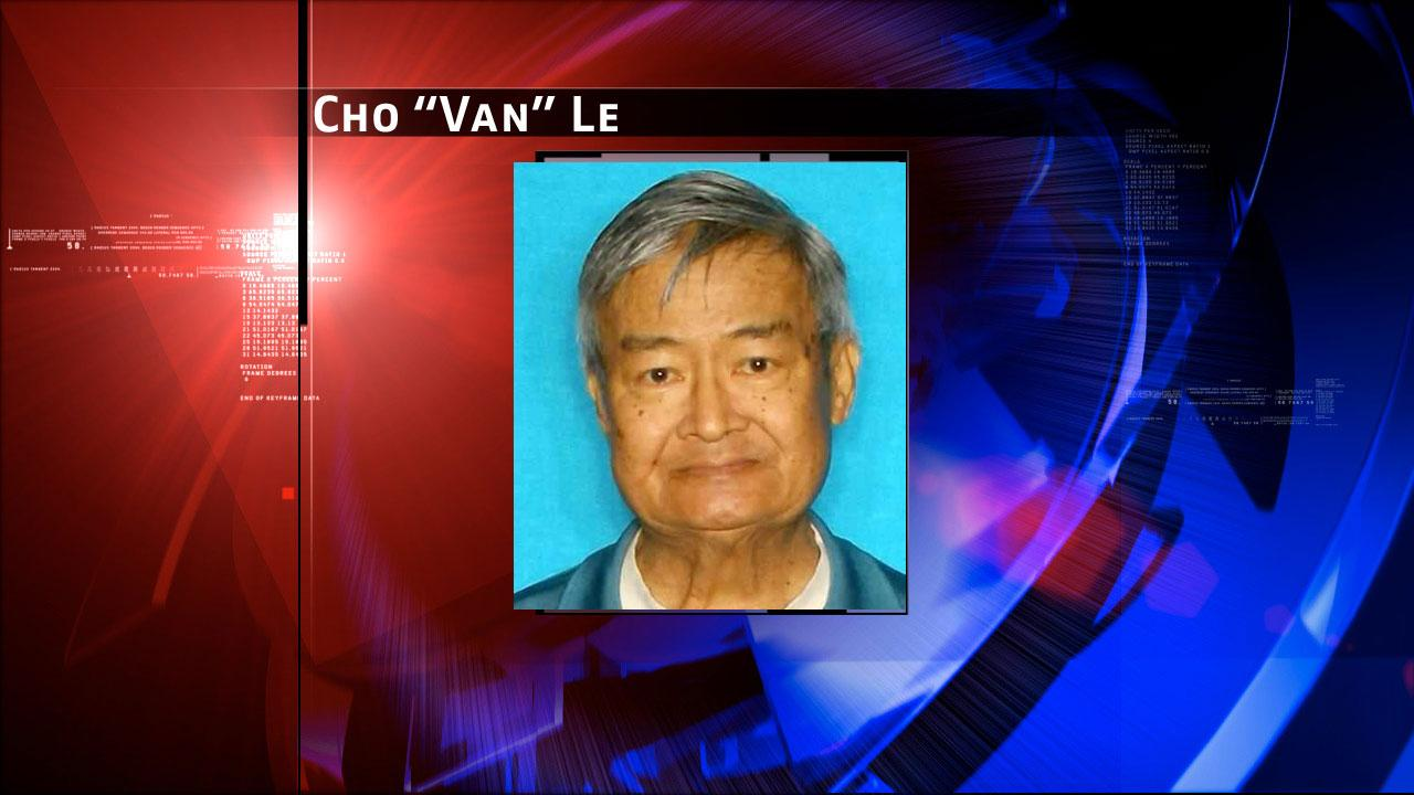 Cho Le disappeared early Friday in the Brightwater subdivision in Missouri City