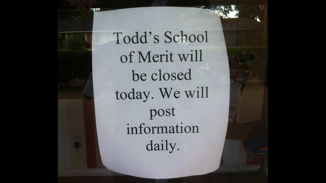 Todds School of Merit