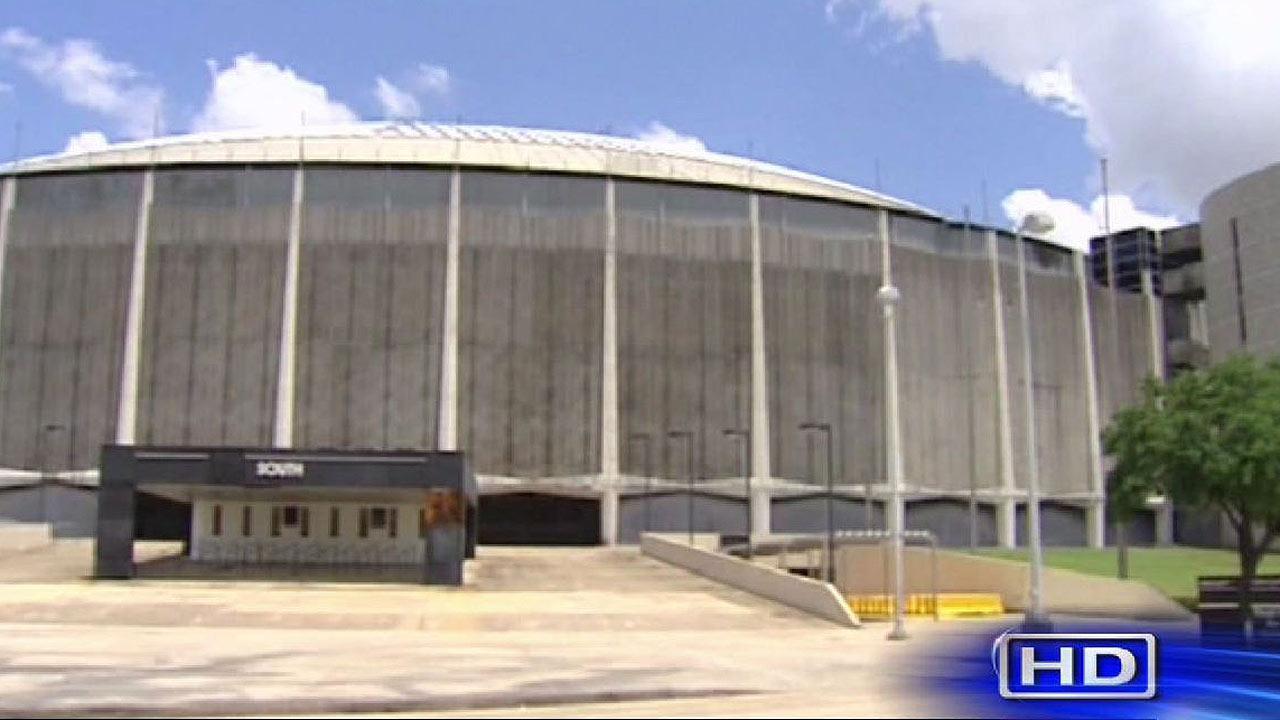 Houstons Astrodome