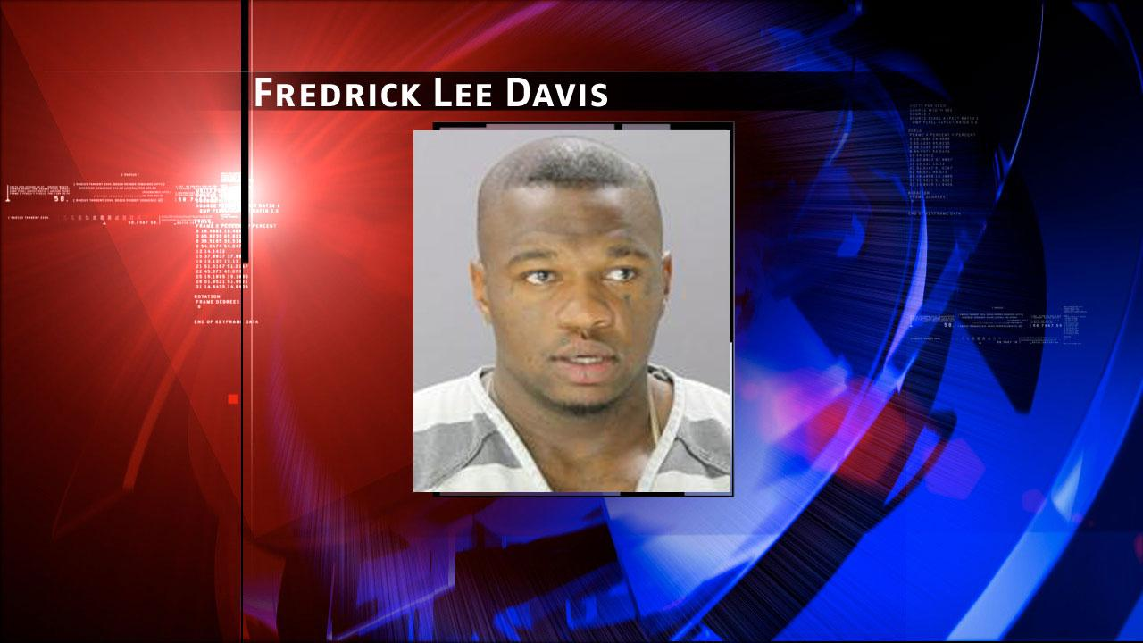 Fredrick Lee Davis; Most wanted fugitives