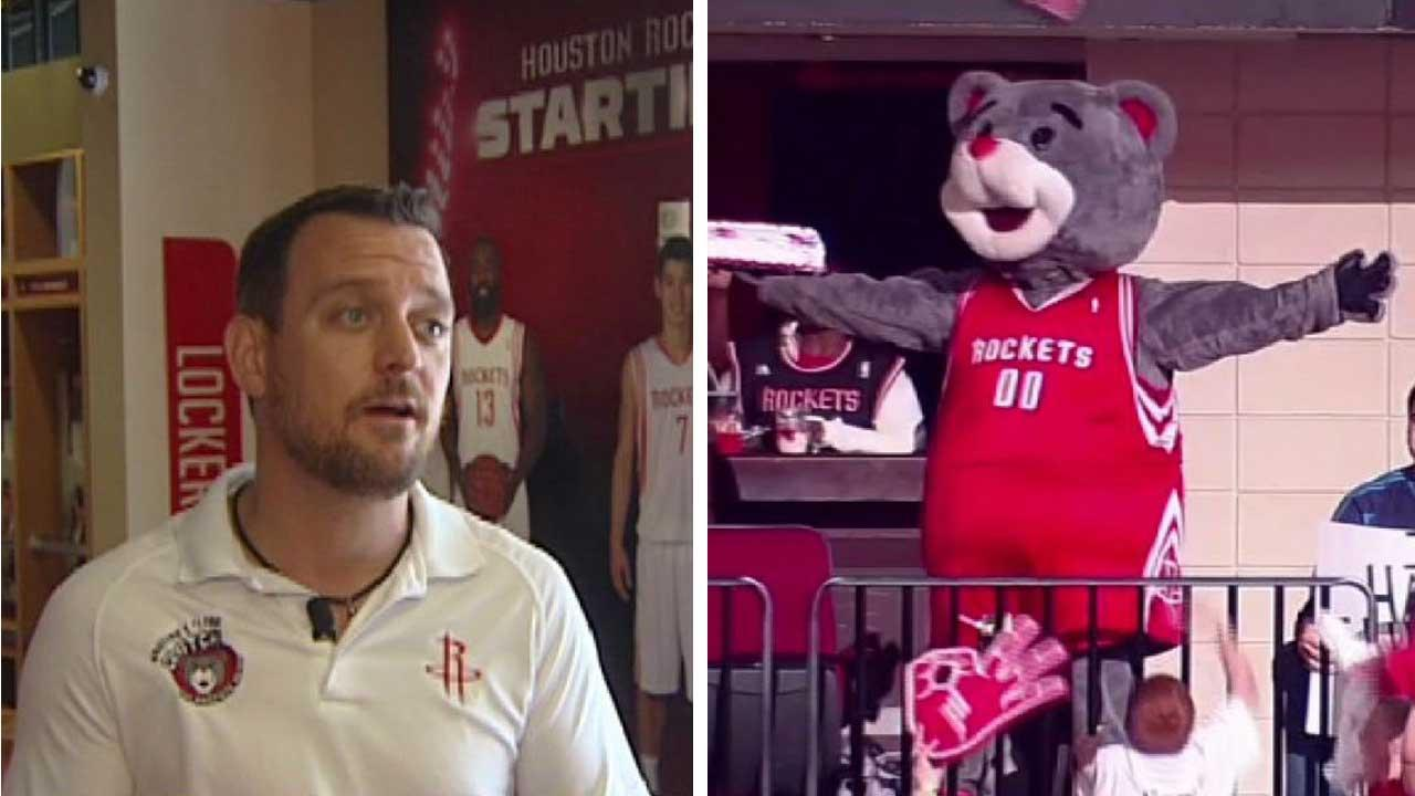 Clutch the Rockets Bear