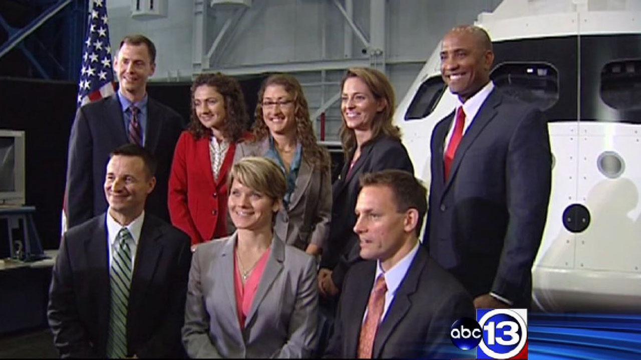 NASA introduces 2013 astronaut candidate class, training ...