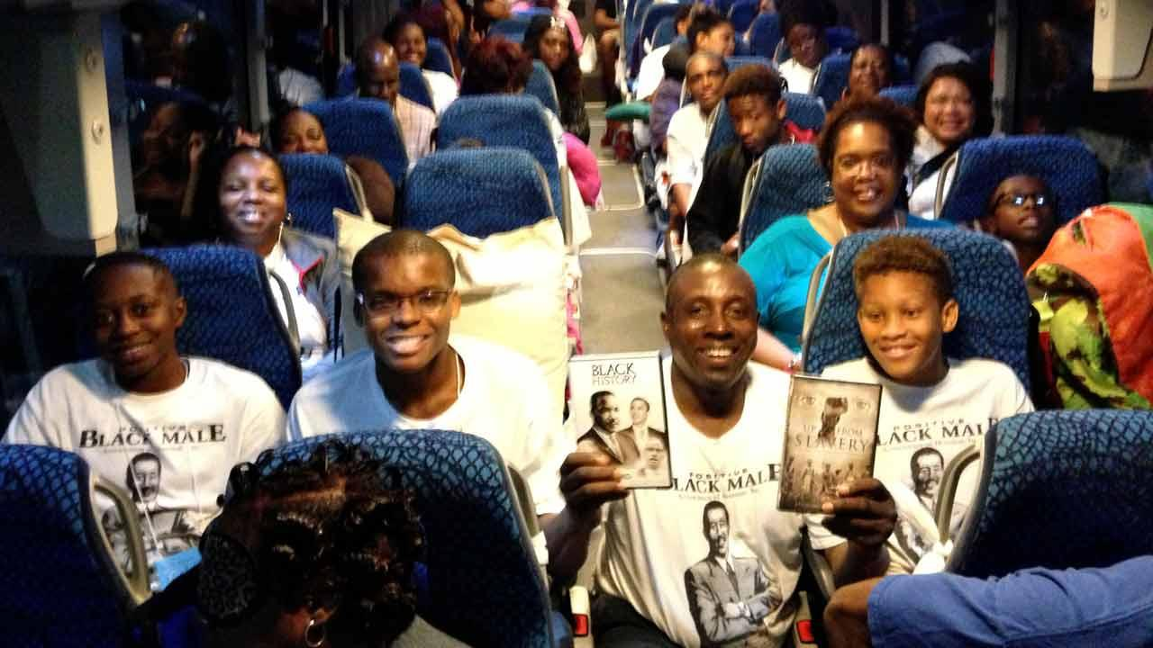 Houstonians head to Washington DC to celebrate the 50th anniversary of March on Washington