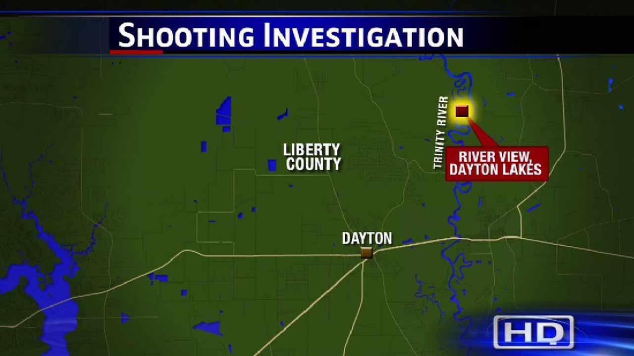 Liberty County shooting