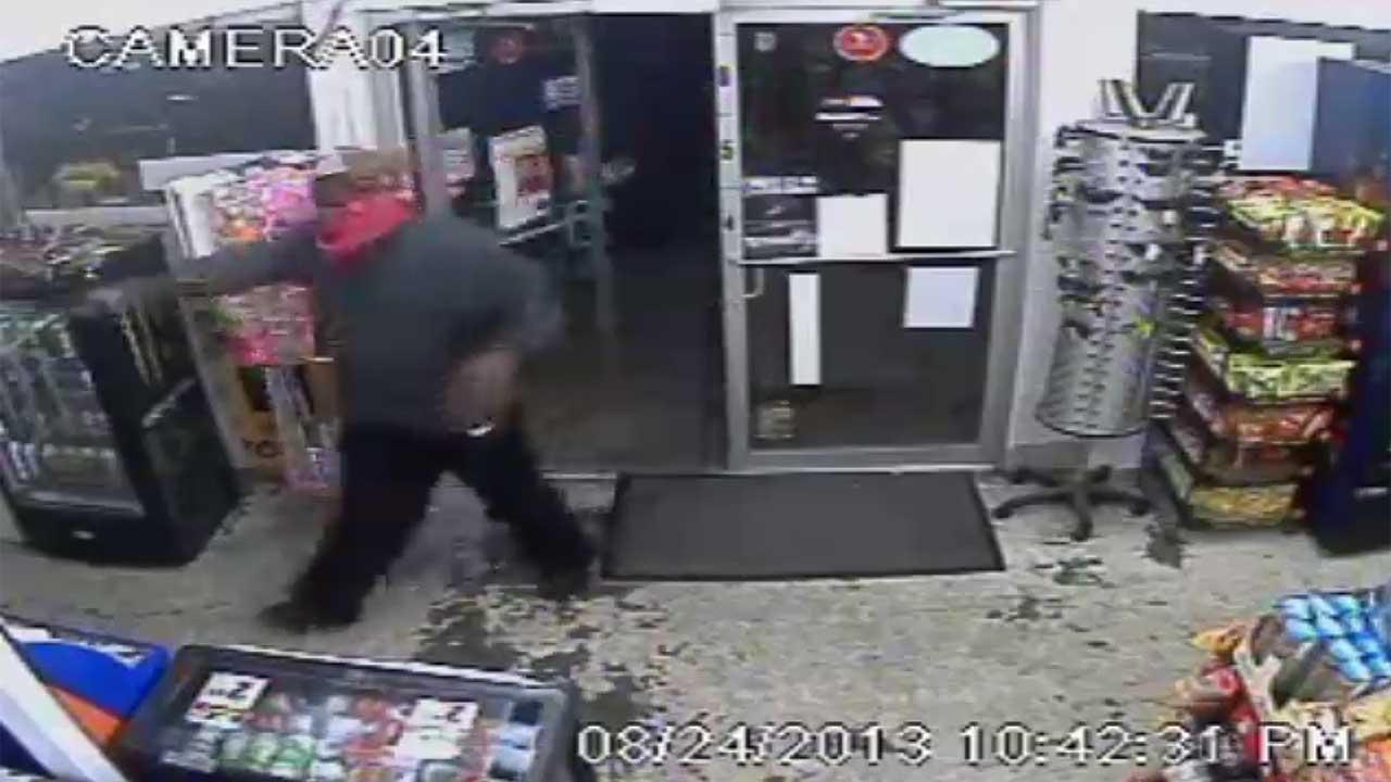 Richmond police seek public's help to find attempted robbery suspect
