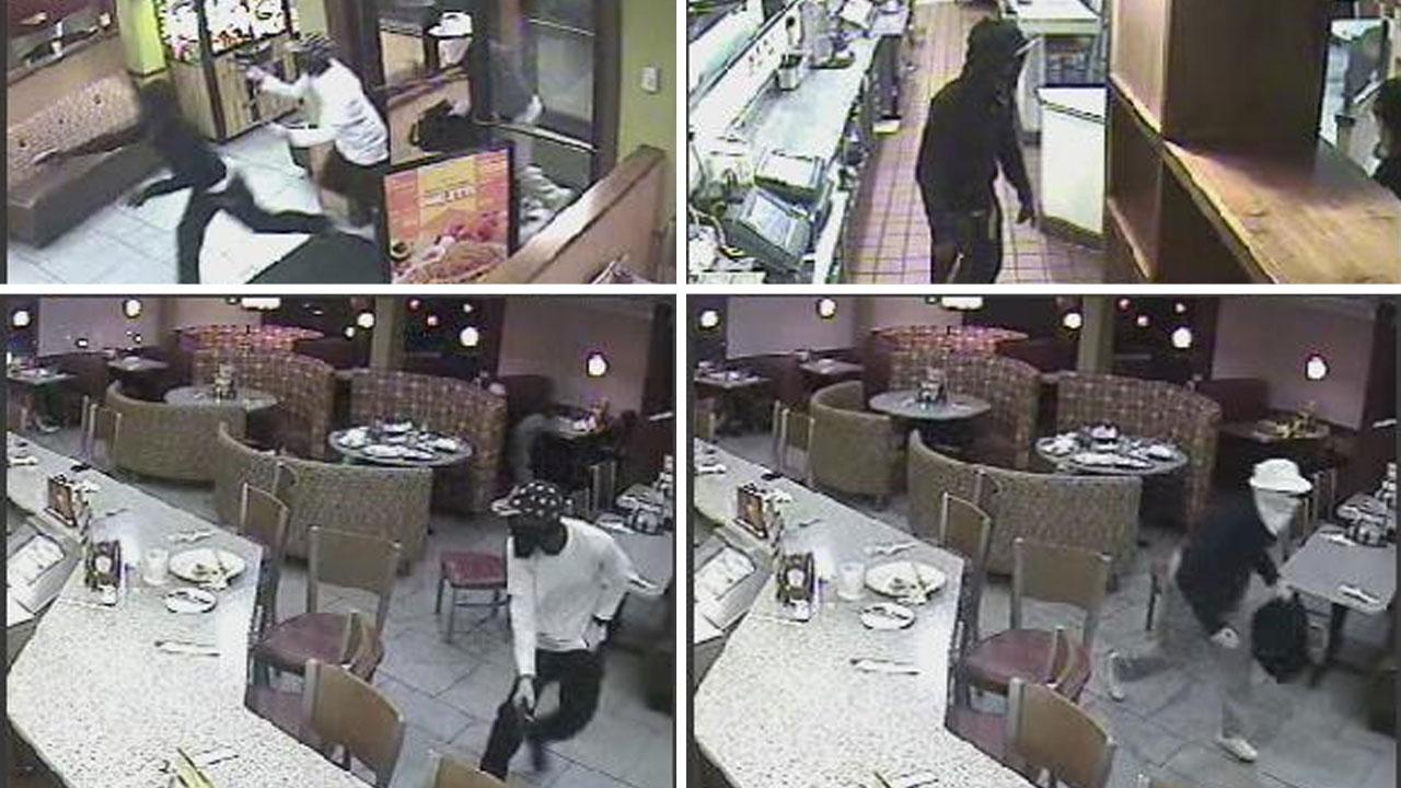 Dennys deadly robbery suspects