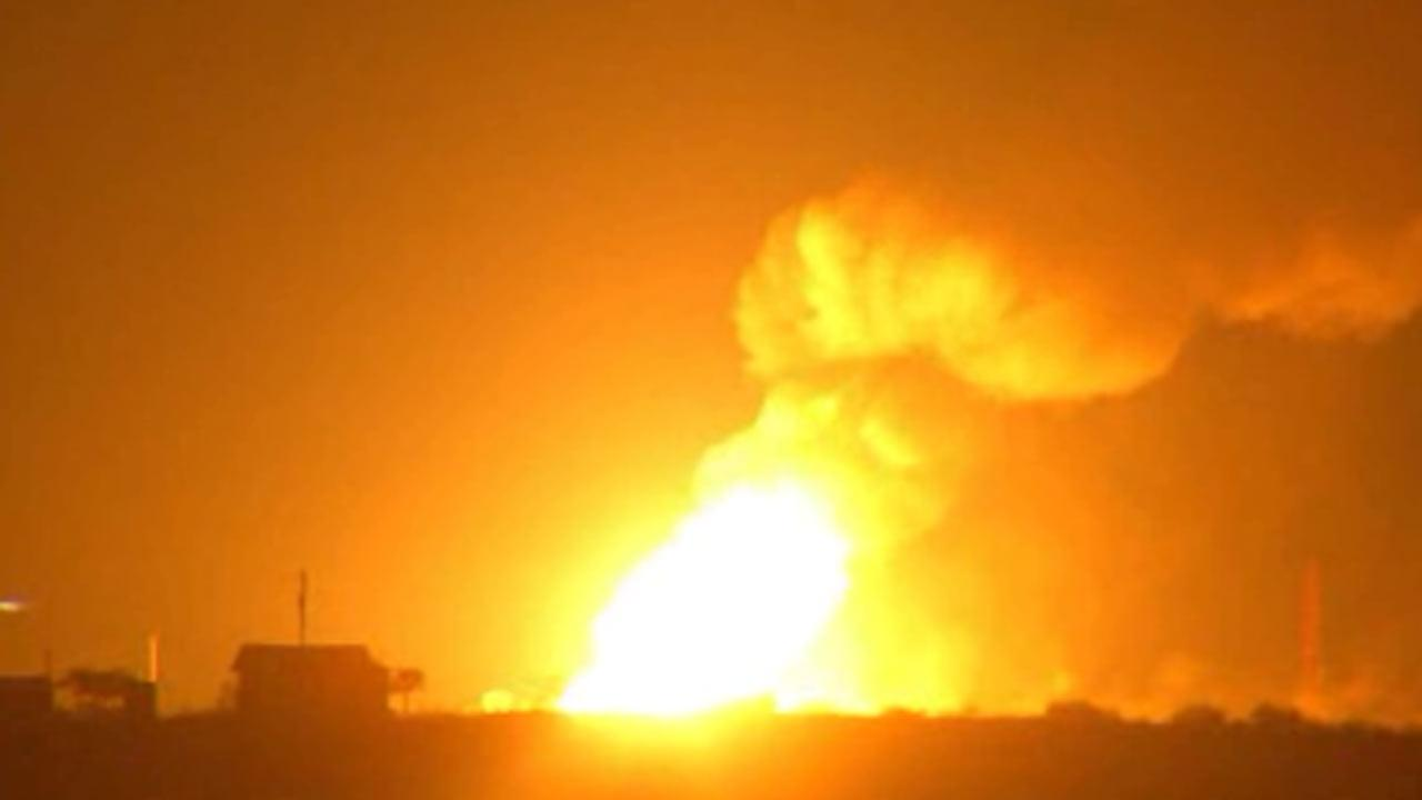 Nobody hurt in South Texas drilling rig fire