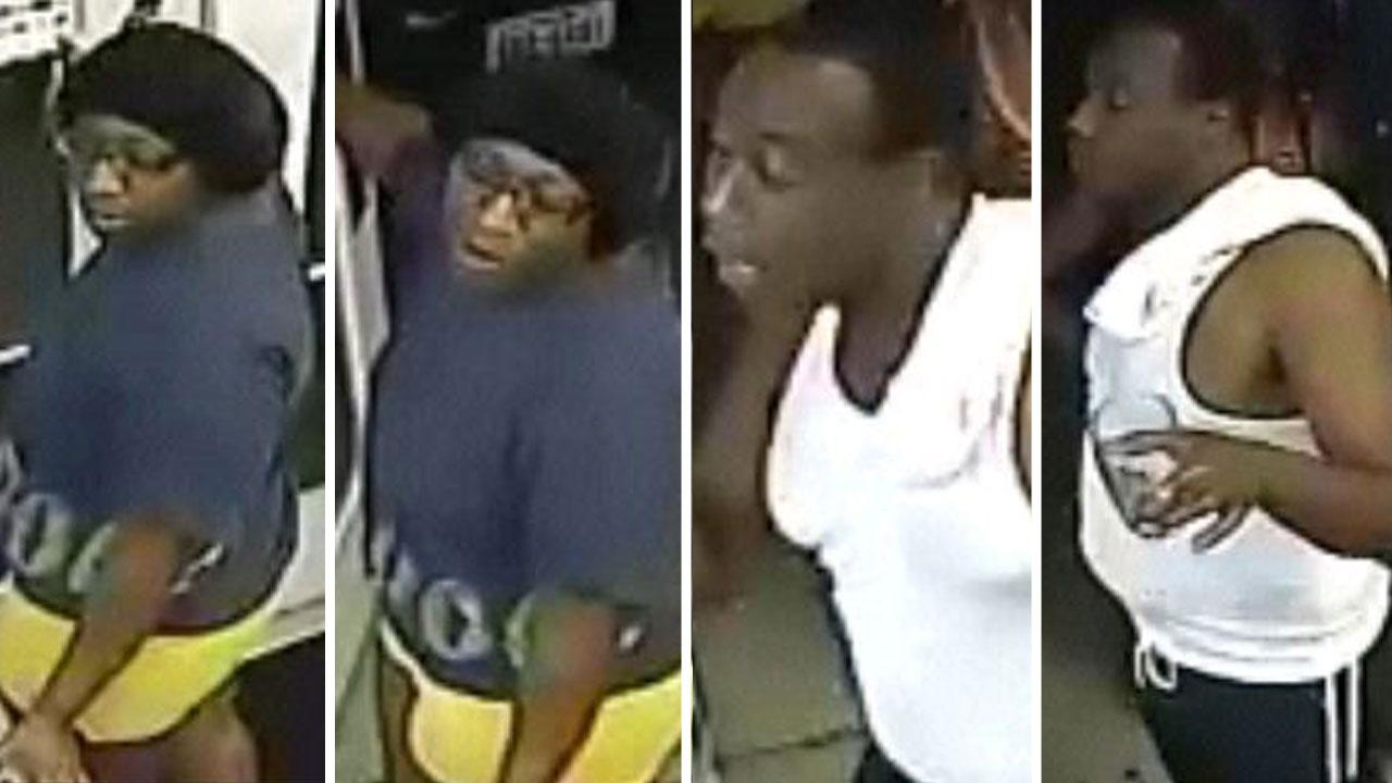 Galveston convenience store robbery suspects