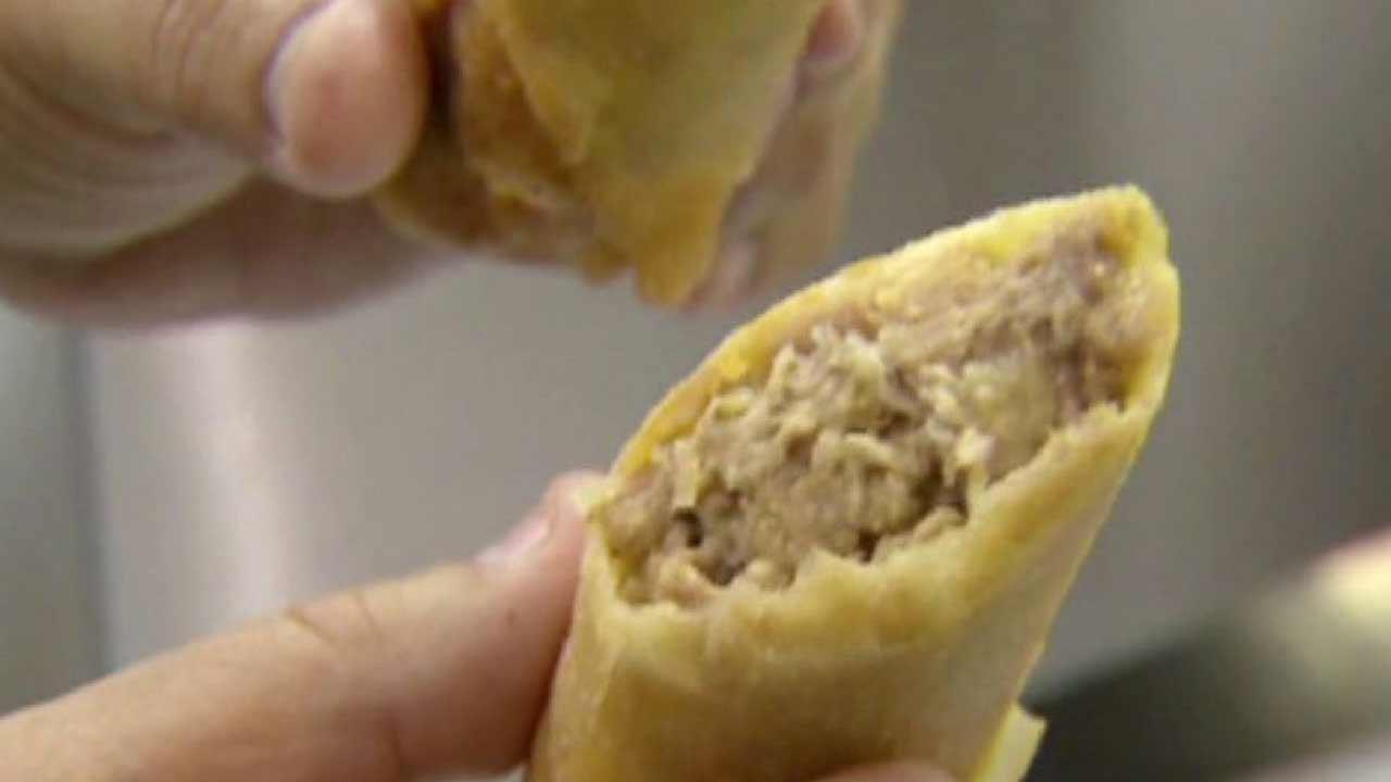 Fried Cuban roll wins best taste honor