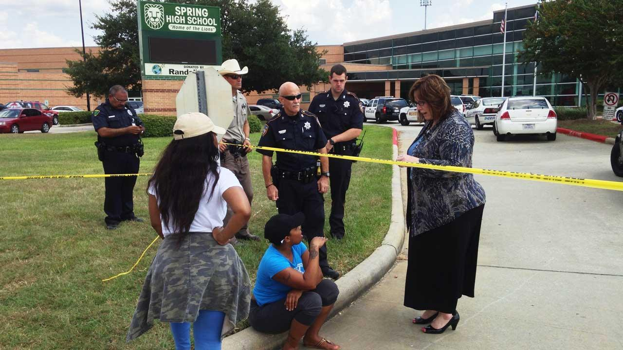 Classes cancelled until Monday for Spring High School in wake of deadly stabbing