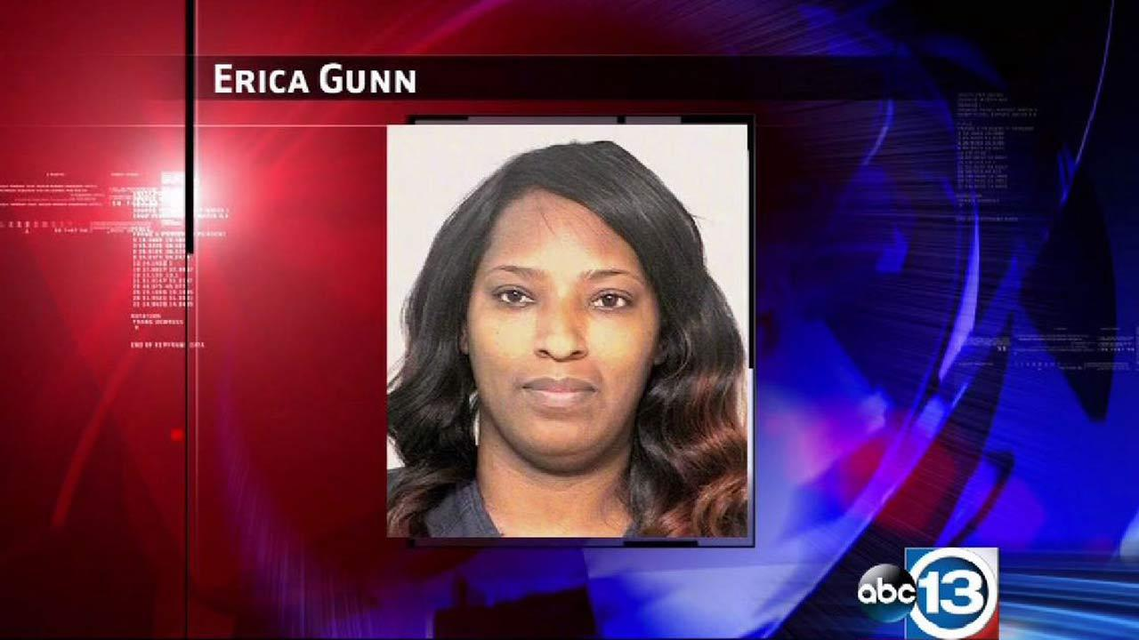Erica Rena Gunn, 35, was indicted on a felony retail theft charge