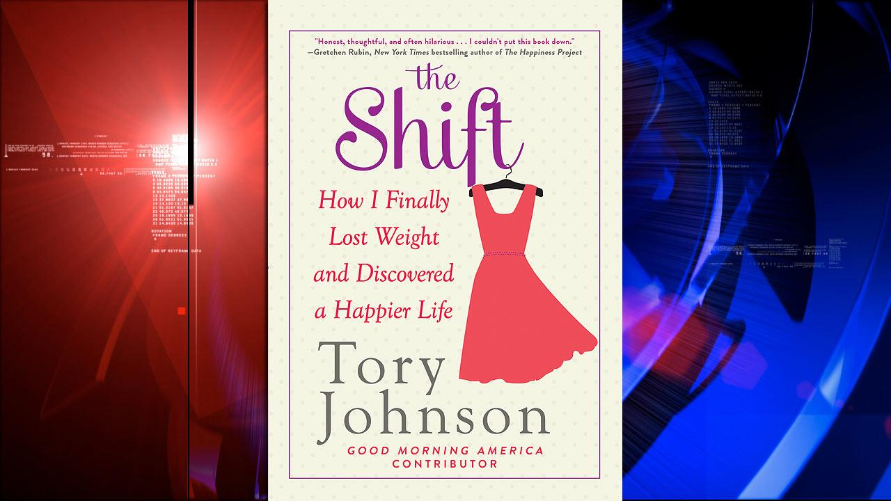 Tory Johnson details her lifestyle change that brought her to a 60 pound weight loss, in her new book, The Shift: How I Finally Lost Weight & Discovered a Happier Life.