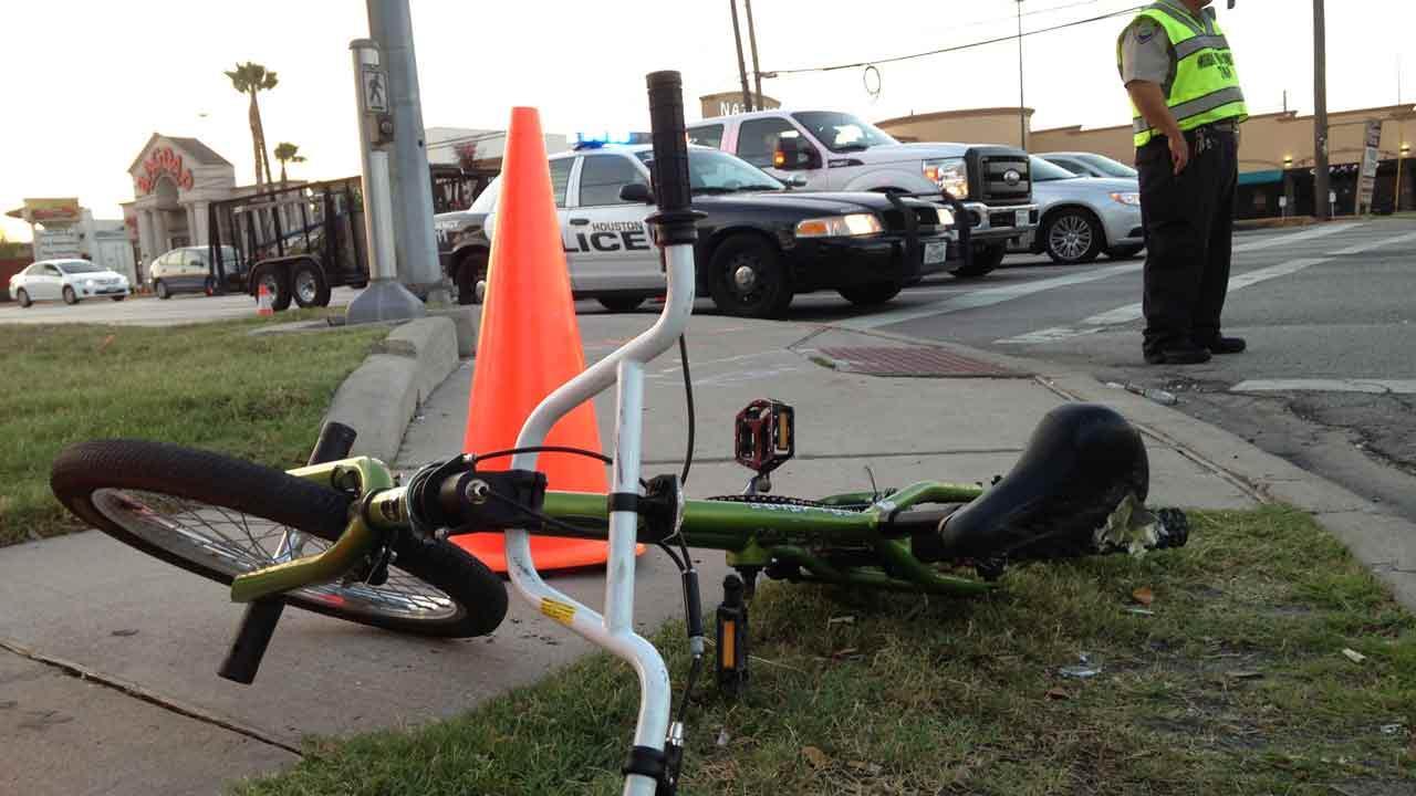 Bicyclists killed