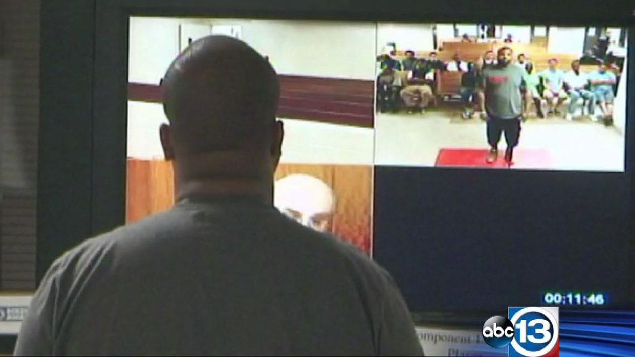 Charles Nickerson appears in court on a murder charge