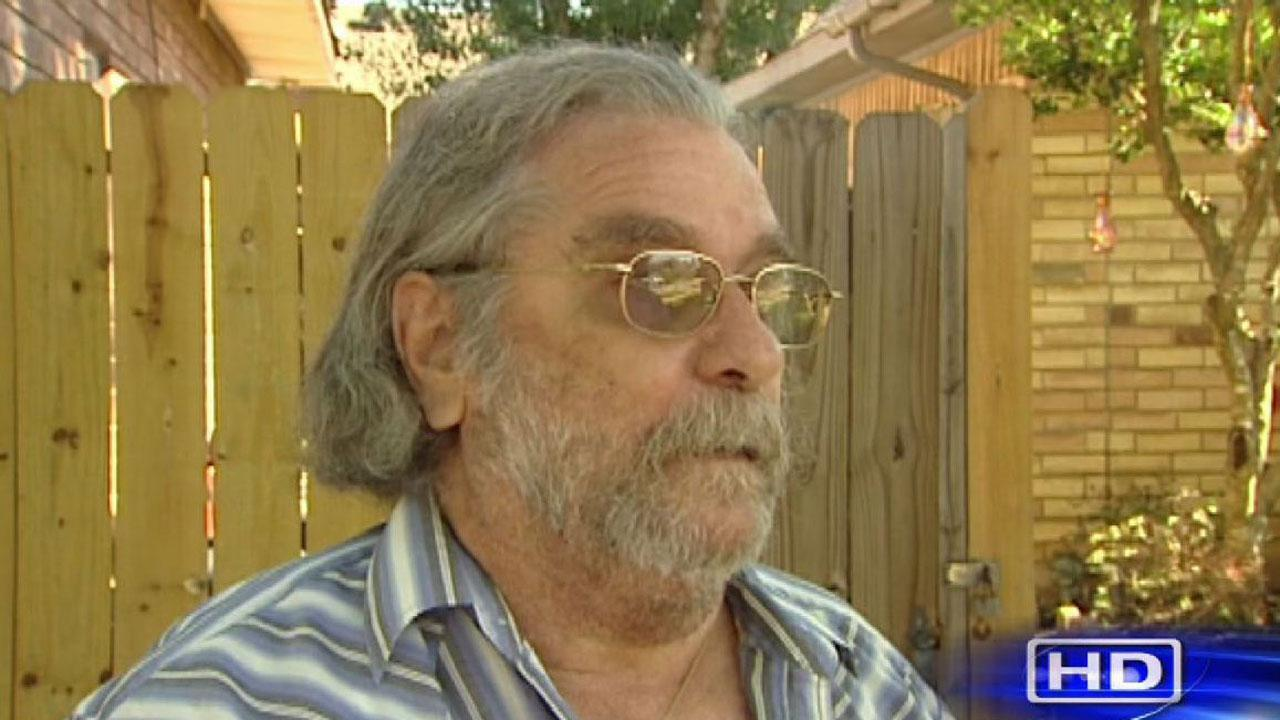 Disabled vet, HOA at odds over sidewalk improvements