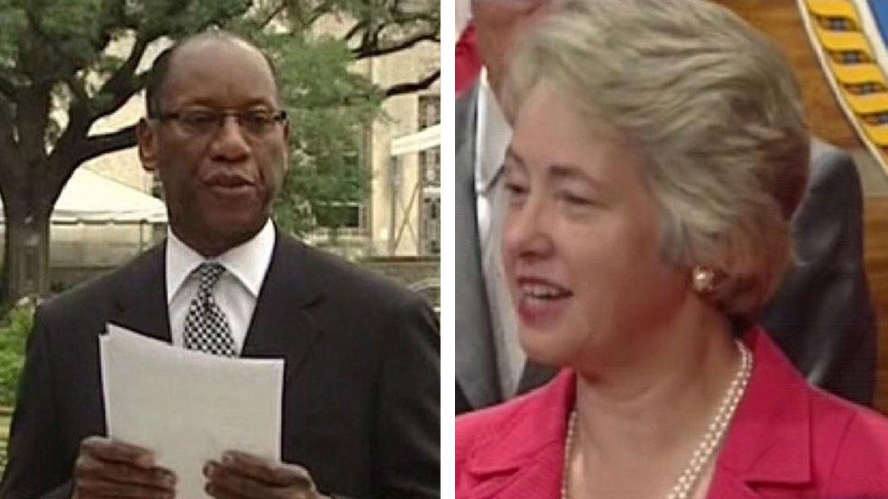 Race for Houston mayor heating up