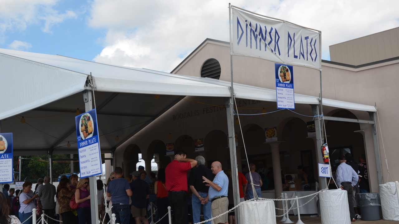 The Original Greek Festival features everything from delicious Greek food and  pastries to traditional dancing and a unique shopping experience.  The festival runs through Sunday, October 6. ABC13/Blanca Beltran
