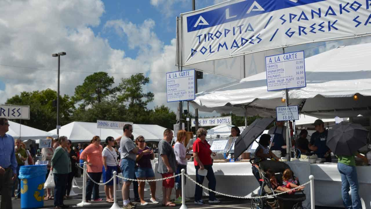 The Original Greek Festival features everything from delicious Greek food, pastries, traditional dancing, shopping for unique items.  The festival runs Thursday, Friday, Saturday and Sunday - October 3 -6, 2013. <span class=meta>(ABC13&#47;Blanca Beltran)</span>