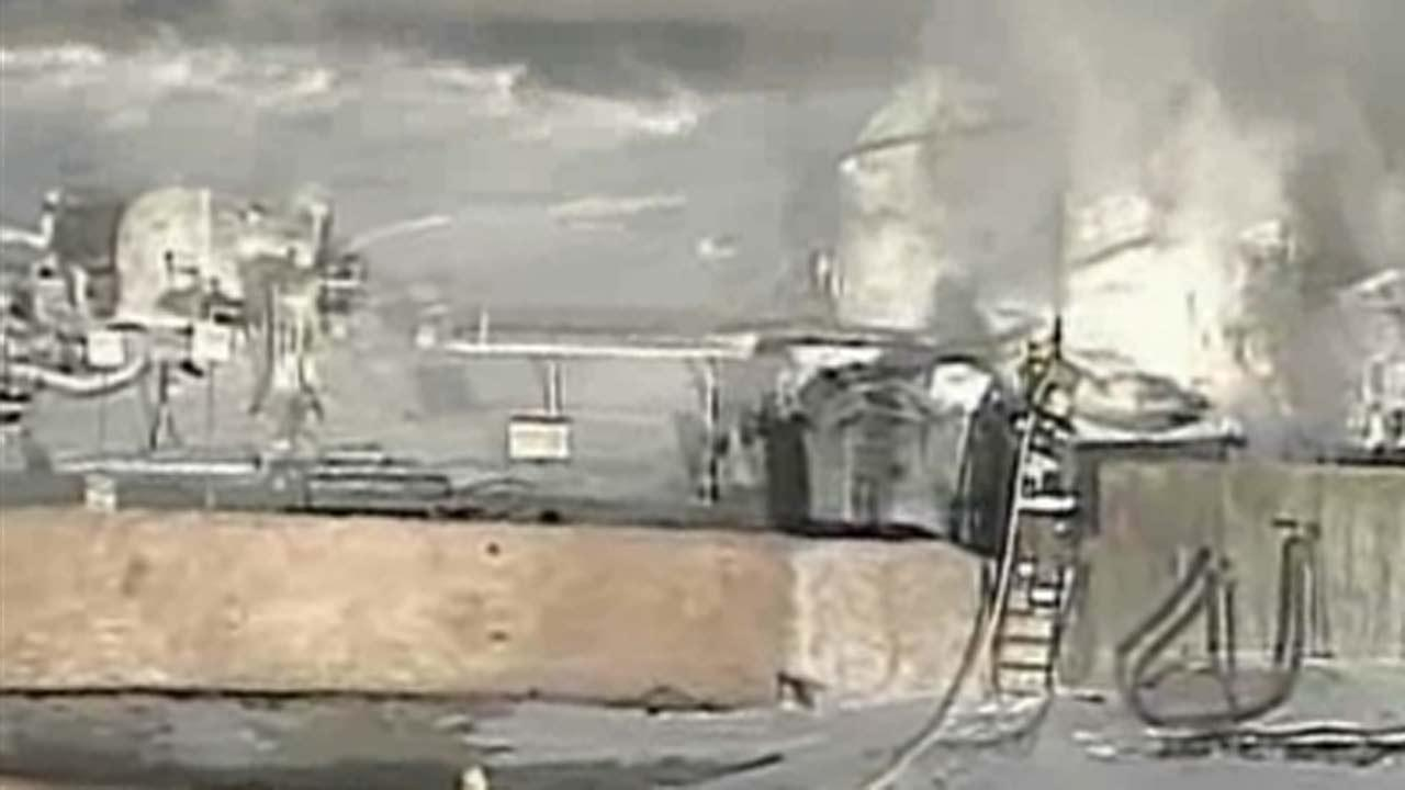 1 hurt in fiery South Texas well site explosion