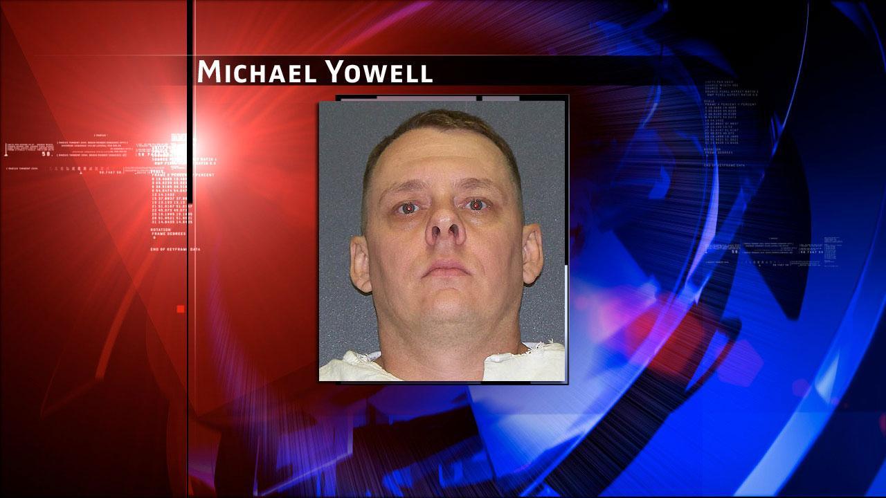 Michael John Yowell. Yowell, 43