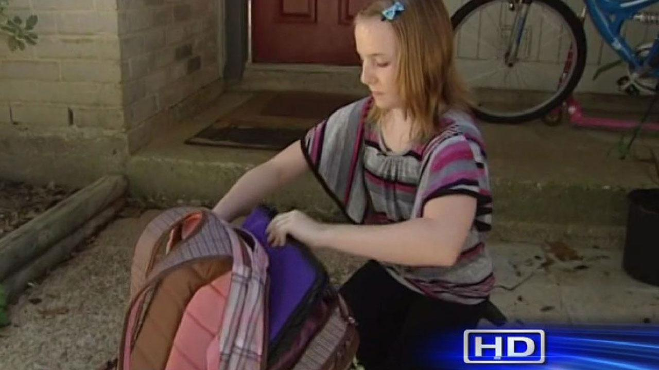 Conroe ISD student forced to walk along highway after school bus drops her off miles from home