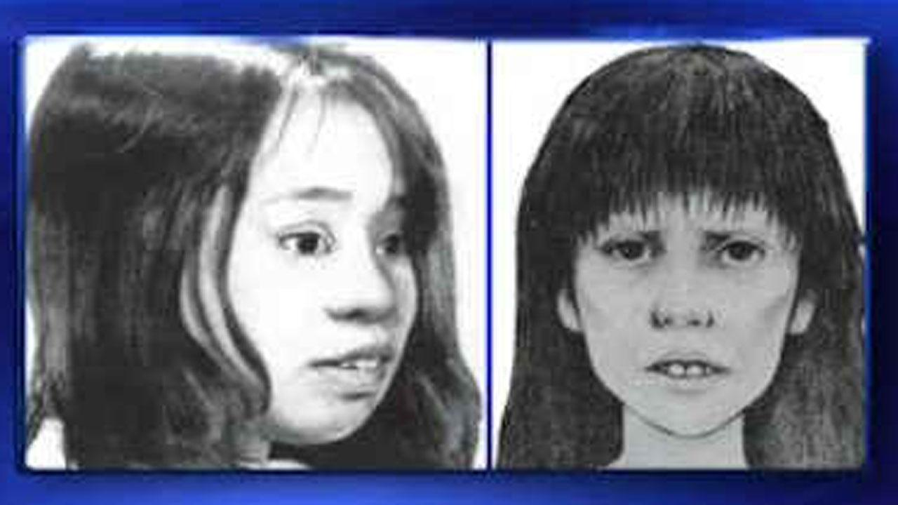 File photo: a forensic sketch of Baby Hope