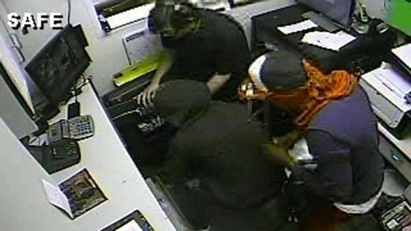 McDonald's robbery in The Woodlands