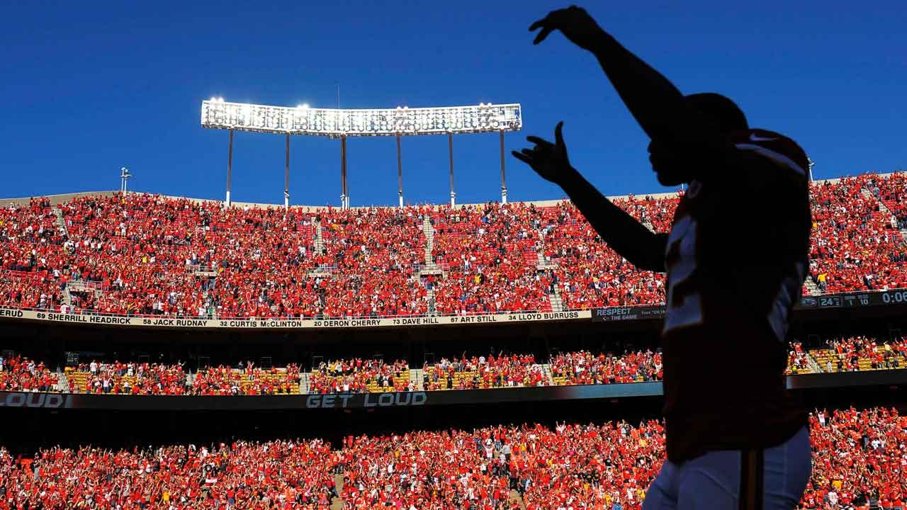 The Texans head to Arrowhead Stadium Sunday to play the Chiefs in what Guiness now considers the loudest stadium in the NFL