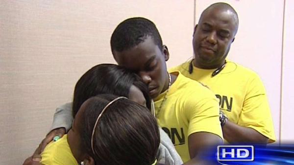 Family relieved by guilty verdict in teen's death